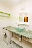 Modern bathroom Stock Photography