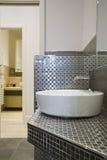 Modern bathroom Stock Photos
