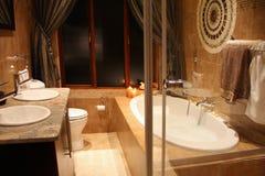 Modern Bathroom Royalty Free Stock Image