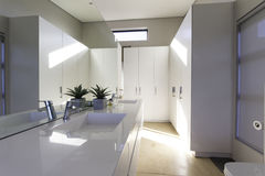 Modern bathroom  basin Royalty Free Stock Image