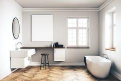 Free Modern Bathroom Interior Stock Photography - 160426892