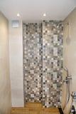 Modern bathroom interior , modern contemporary design Royalty Free Stock Photos