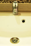 Modern Bathroom Taps Stock Photography