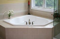 Modern Bathtub Stock Images