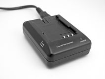 Modern battery charger Stock Photography