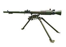 Modern bazooka Royalty Free Stock Photos