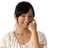Modern beauty of Asian Stock Photos