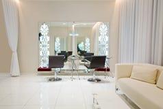 Modern beauty salon Stock Photos