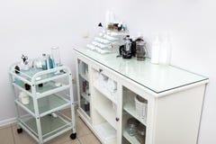 Modern beauty shop Stock Photography