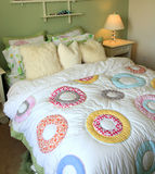 Modern bedroom Stock Photo