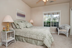 Free Modern Bedroom Stock Image - 20374021