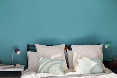Modern Bedroom Stock Images