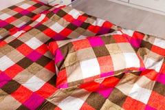 Modern bedroom interior design Stock Photography