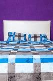 Modern bedroom interior design Royalty Free Stock Image
