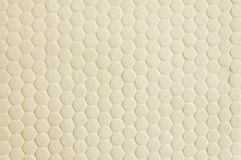 Modern beige painted wall background texture. Close up Royalty Free Stock Image