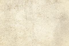 Modern beige painted wall background texture. Close up Stock Photo