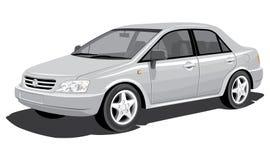 modern bil Arkivfoton