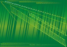 Modern Binary Perspective Stock Photo