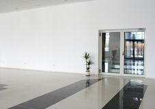 Modern binnenland Royalty-vrije Stock Afbeelding