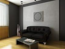 Modern binnenlands ontwerp Stock Foto