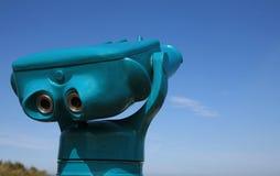 Modern binocular Stock Image