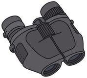 Modern binoculars Royalty Free Stock Photo