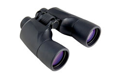 Modern binoculars Stock Photos