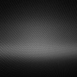 Modern black carbon fiber for background. Modern background with distorted black carbon fiber smooth on surface stock illustration