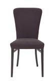 Modern black chair Stock Photography