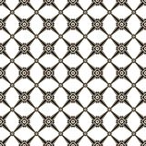 Modern black and white seamless pattern Royalty Free Stock Image