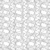 Modern black and white wallpaper Royalty Free Stock Image