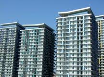 Modern block of flats Royalty Free Stock Photography