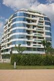 Modern block of flats Stock Photos