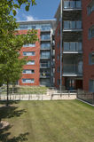 Modern block of flats UK Stock Images