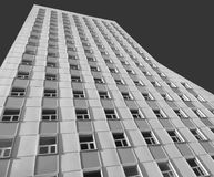 Modern blocks of flats Stock Image