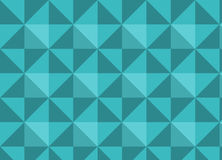 Modern blue abstract background with triangles Stock Photos