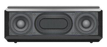 Modern Bluetooth Speaker. Vector eps 10 Royalty Free Stock Image