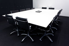 Modern Boardroom Royalty Free Stock Image