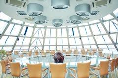 Modern boardroom Royalty Free Stock Photos