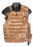 Modern body armour Stock Images