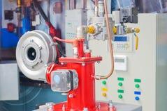 Modern boiler Royalty Free Stock Images