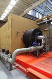 Modern boiler Stock Images