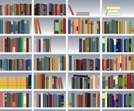 Free Modern Bookshelf Royalty Free Stock Image - 14498086
