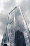 Modern Boston skyscraper Royalty Free Stock Image