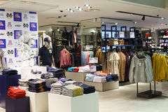 Modern boutique interior Stock Photography