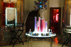 Modern boutique interior Stock Photography