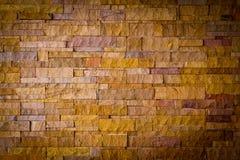 Modern brick stone wall Royalty Free Stock Image