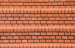 Modern brick wall Royalty Free Stock Image