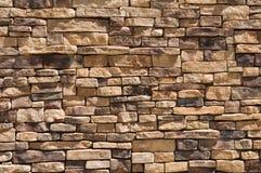 Modern Brick Wall Background Royalty Free Stock Photos