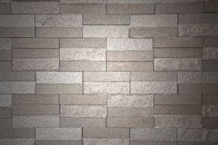 Modern brick wall grunge style. Royalty Free Stock Photography
